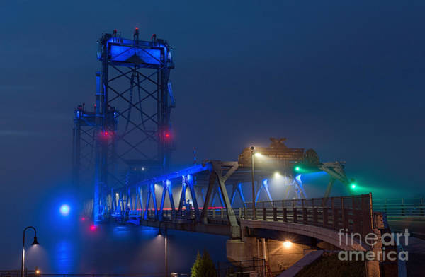 Photograph - Memorial Bridge In Color by Sharon Seaward