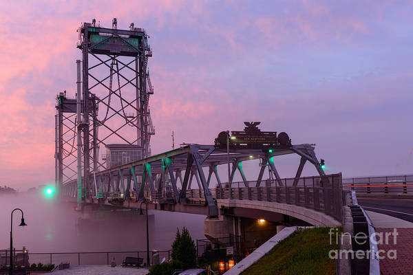 Photograph - Memorial Bridge Sunset by Sharon Seaward