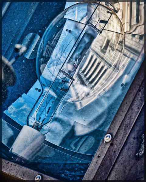 Photograph - Memorial Reflection by Kristi Swift