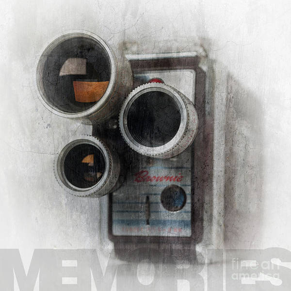 Photograph - Memories by Art Whitton