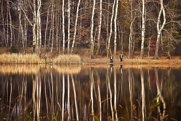 Photograph - Memories Fade by Danuta Antas Wozniewska