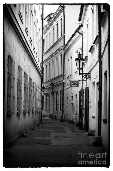 Photograph - Memories Of Prague by John Rizzuto