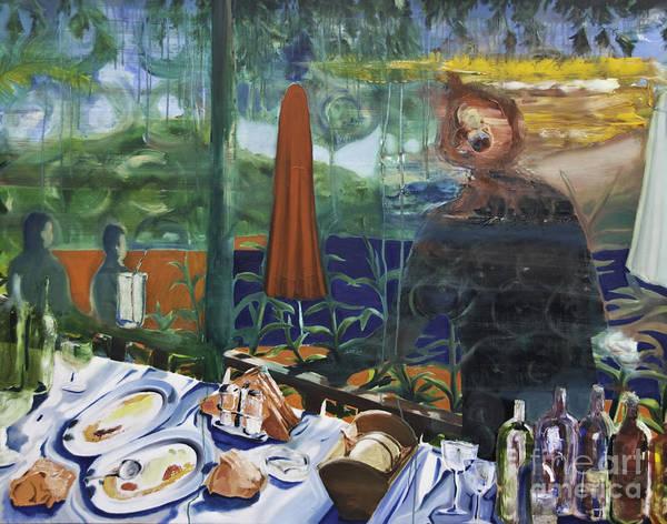 Painting - Memories Of Skopelos by James Lavott