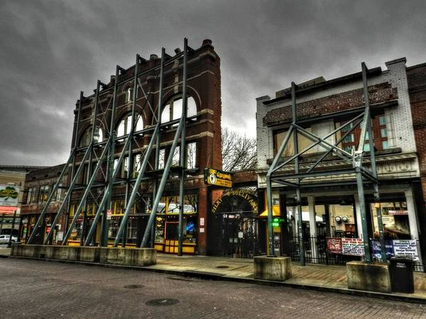 Photograph - Memphis - Beale Street 005 by Lance Vaughn