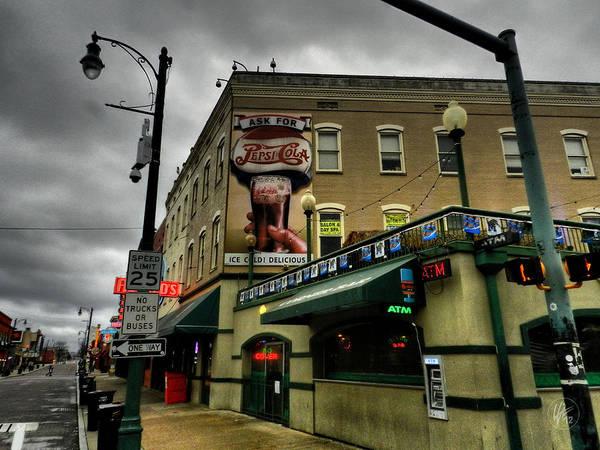 Photograph - Memphis - Beale Street 006 by Lance Vaughn