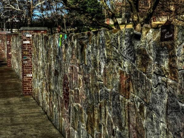 Photograph - Memphis - Graceland 005 by Lance Vaughn