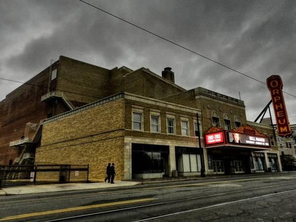 Photograph - Memphis - The Orpheum 001 by Lance Vaughn