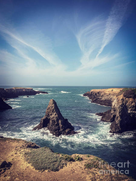 Headlands Photograph - Mendocino by Colin and Linda McKie