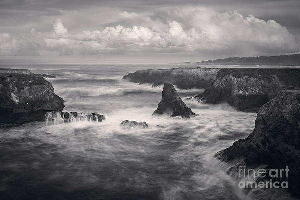 Headlands Photograph - Mendocino Morning by Colin and Linda McKie