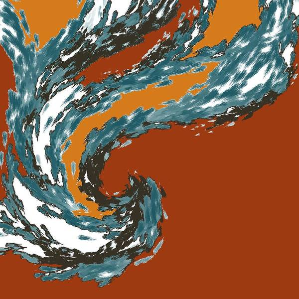 Digital Art - Mental Momentum by Laureen Murtha Menzl