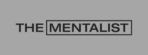 Tv Wall Art - Digital Art - Mentalist - Logo by Brand A