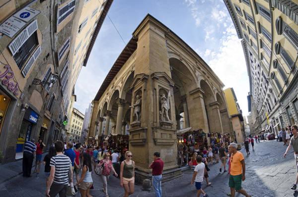 Photograph - Loggia Del Mercato Nuovo by Pablo Lopez