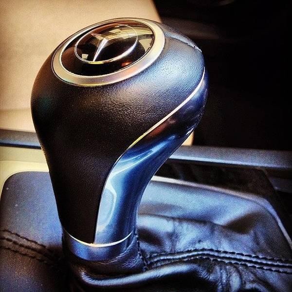 Bmw Photograph - Mercedes-benz Gear Knob #mercedes-benz by Rachit Hirani