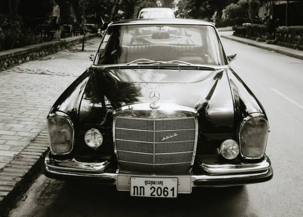 Photograph - Mercedez Benz by Shaun Higson