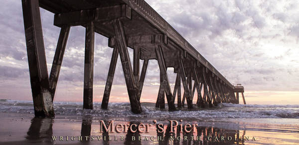 Photograph - Mercer's Pier by William Love