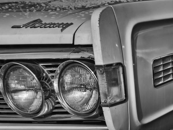 Photograph - Mercury Monterey Front by Thomas Young