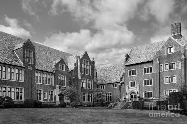Photograph - Mercyhurst University Old Main by University Icons