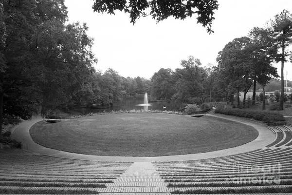 Photograph - Meredith College Mciver Amphitheater by University Icons