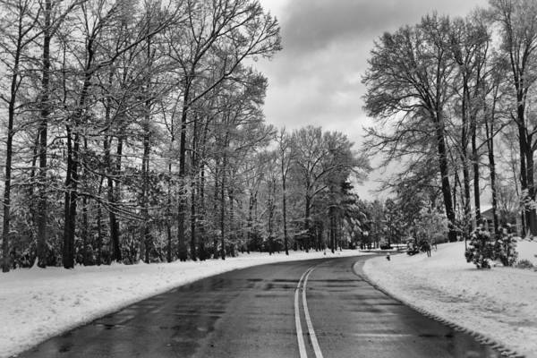 Photograph - Meridian Parkway by Ben Shields