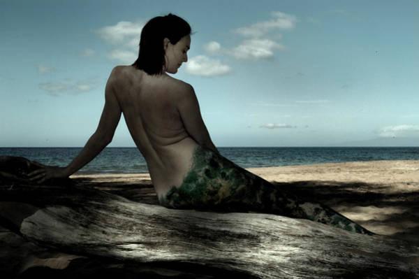 Arica Photograph - Mermaid by Arica Brie Sobel
