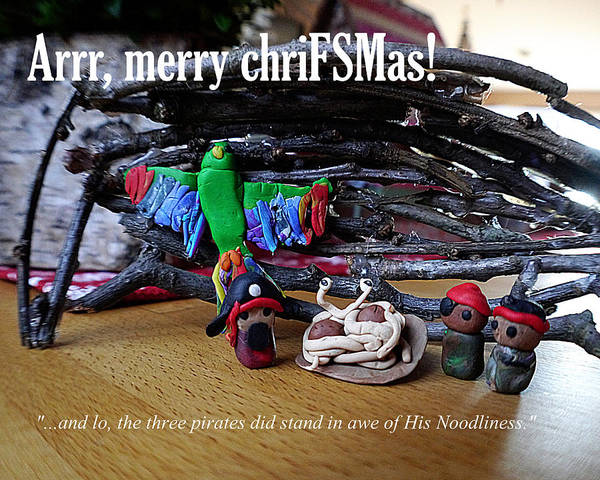 Photograph - Merry Chrifsmas by Richard Reeve