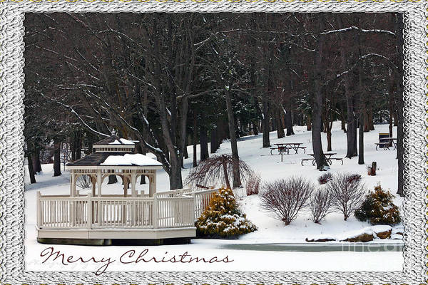 Photograph - Merry Christmas 1 by Gena Weiser