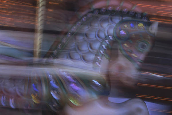 Wall Art - Photograph - Merry-go-round, Seattle, Washington by Peter Essick