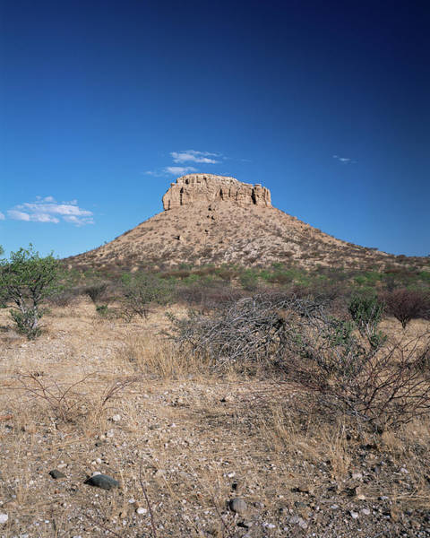 Landforms Photograph - Mesa Landform by Sinclair Stammers/science Photo Library