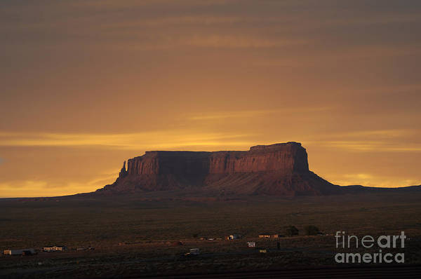 Photograph - Mesa Twilight by Brenda Kean