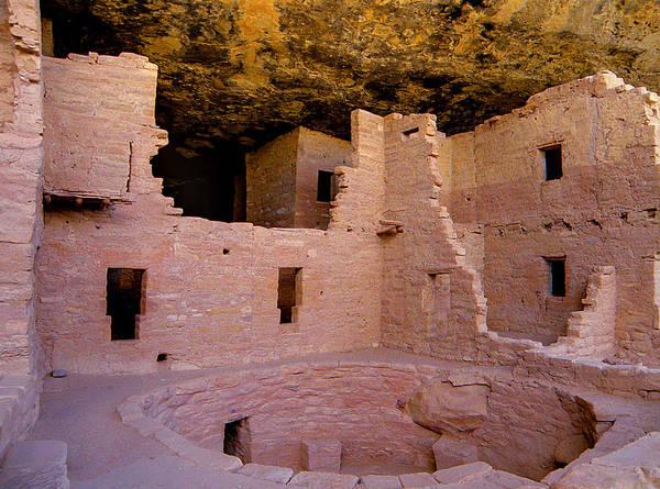 Photograph - Mesa Verde 03 by HW Kateley