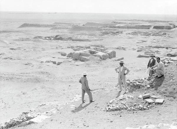 Wall Art - Photograph - Mesopotamian Archaeology by Library Of Congress/science Photo Library