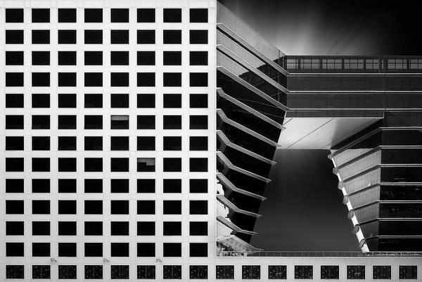 Mall Photograph - Meta Matrix by Dr. Akira Takaue