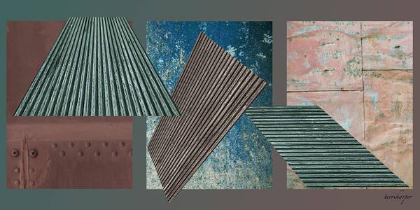 Metalisation Art Print