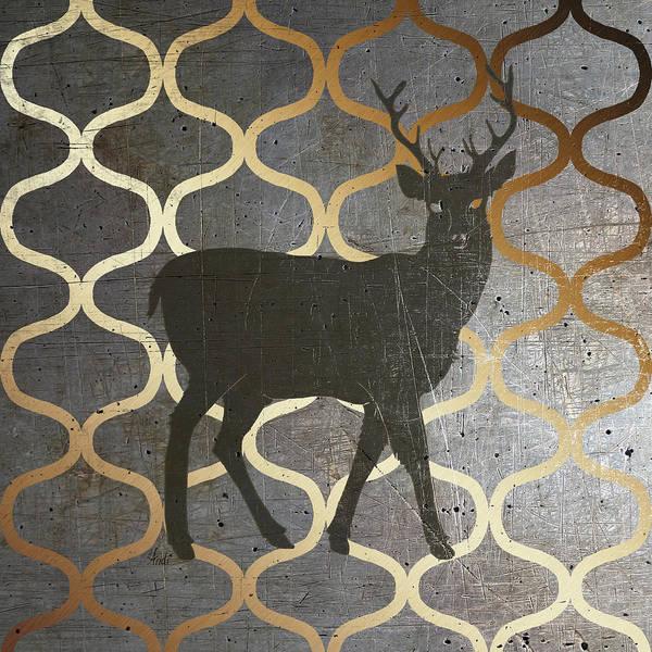 Christmas Digital Art - Metallic Nature I by Andi Metz
