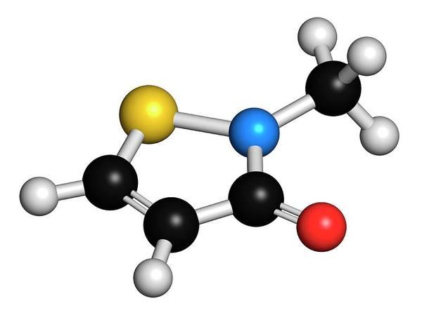 Preservative Wall Art - Photograph - Methylisothiazolinone Preservative by Molekuul
