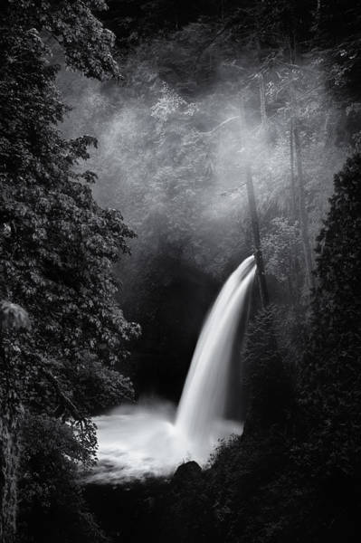 Photograph - Metlako Falls Dark by Darren  White