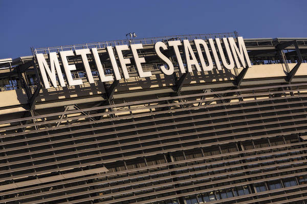 Photograph - Metlife Stadium by Susan Candelario