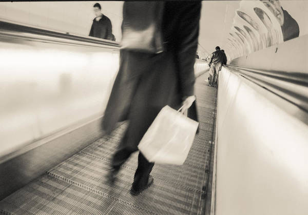 Photograph - Metro 4 by Matthew Pace