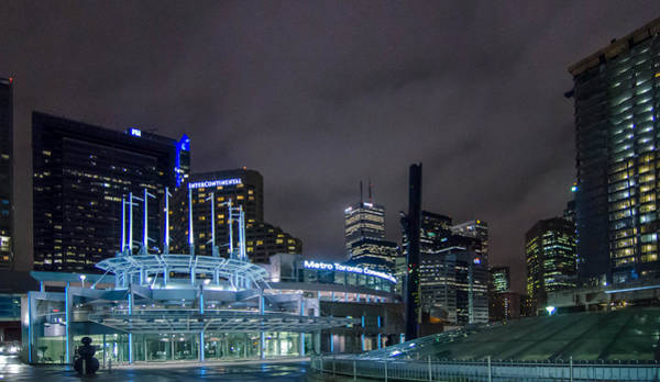 Photograph - Metro Toronto Convention Center  7d01050 by Guy Whiteley