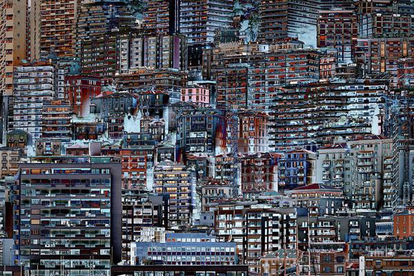 Wall Art - Photograph - Metropolis by Hans-wolfgang Hawerkamp