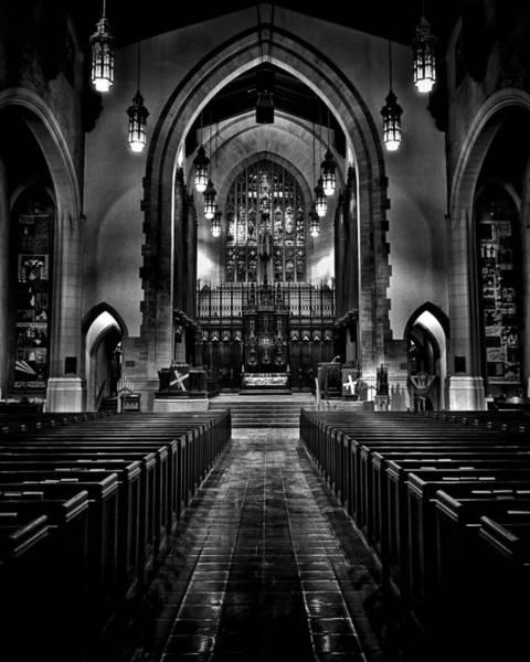 Photograph - Metropolitan United Church 1 Toronto Canada by Brian Carson