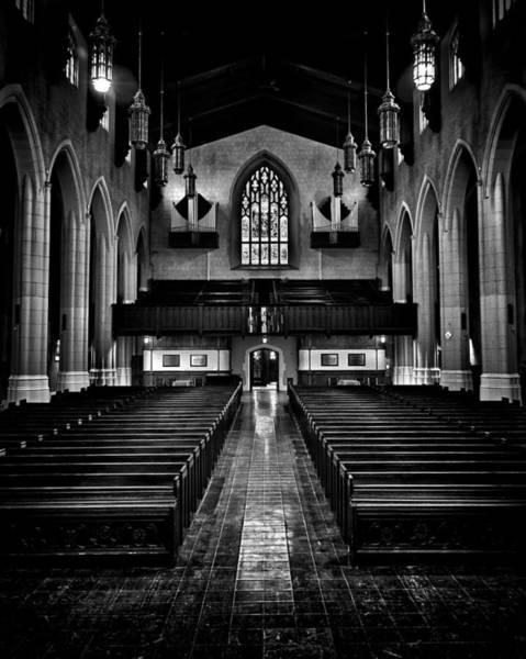 Photograph - Metropolitan United Church 2 Toronto Canada by Brian Carson