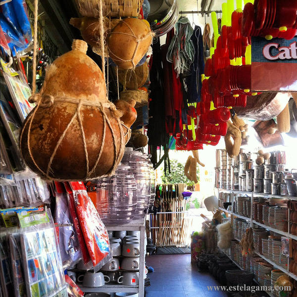 Wall Art - Photograph - Mexican Market by Estela Gama