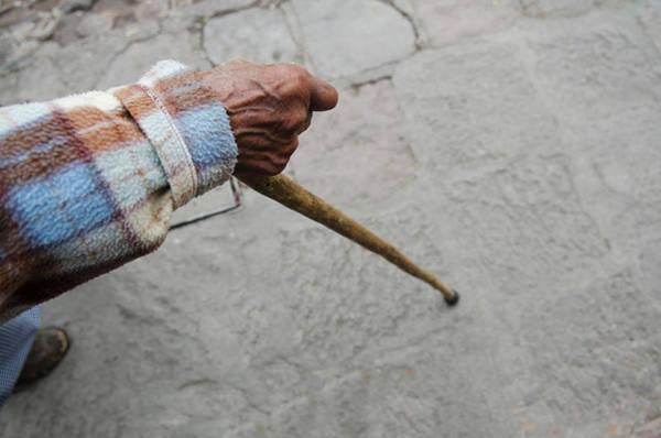 Senior Adult Photograph - Mexico, Guanajuato, San Miguel De by Thomas Fricke / Design Pics