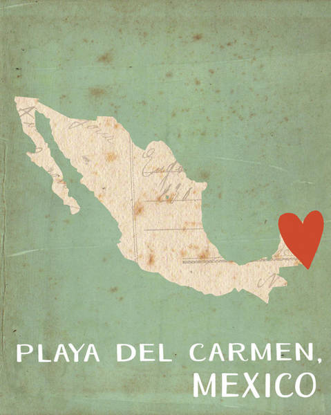 Carmen Wall Art - Painting - Mexico by Katie Doucette