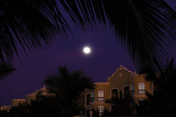 Photograph - Mexico Moon by Shane Bechler