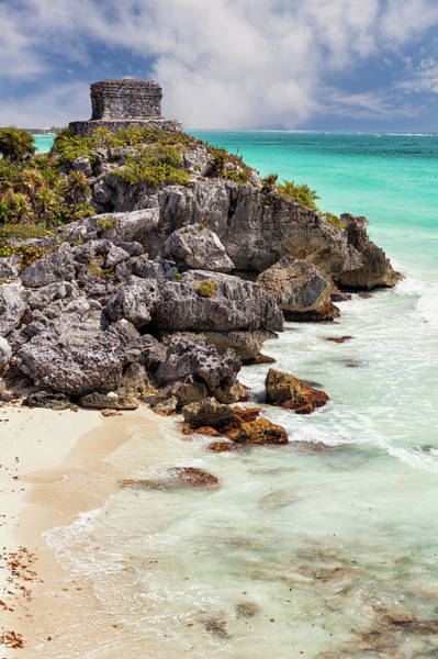 Quintana Roo Photograph - Mexico, Quintana Roo, Yucatan, Cancun by Bryan Mullennix