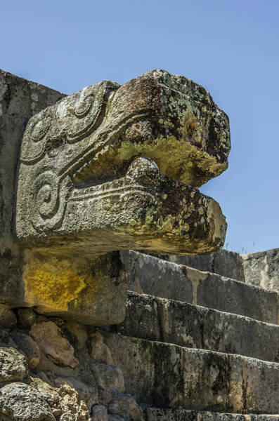 Wall Art - Photograph - Mexico, Yucatan, Chichen Itza, Unesco by Jerry Ginsberg