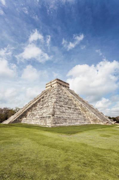 Chichen Itza Photograph - Mexico, Yucatan Peninsula, Chichen by Bryan Mullennix