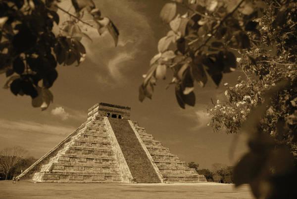 Chichen Itza Photograph - Mexico, Yucatan Peninsula, Chichen by Stuart Westmorland